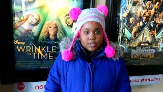 Cousin Kayla's review of A Wrinkle in Time