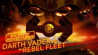 Episode 1.21 Dark Vador, pilote redoutable (VO)