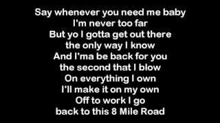 Eminem - 8 Mile Lyrics
