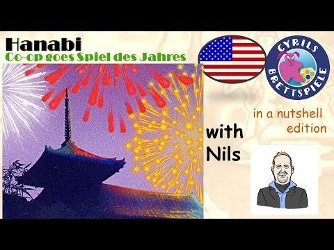 Cyrils Brettspiele - Hanabi - in a nutshell (N97) - What a firework