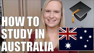 How To Study In Australia For International Students