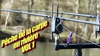 Pêche Rapide à La Carpe En Rivière [ Février ] Vol 1