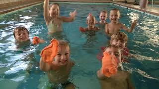 Eerste kleuterzwemles (groep 2)