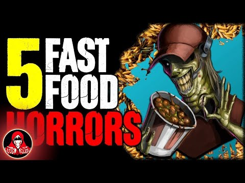 5 Creepiest Things that Happened in Fast Food Restaurants