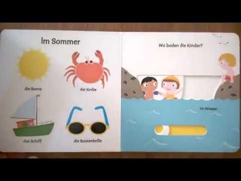 Kinderbuch: Kennst Du die Jahreszeiten?