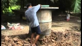 Hướng dẫn xây dựng và bảo quản nhà tiêu ở An Giang.VOB