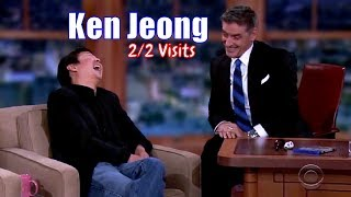 Ken Jeong - Smart As A Doctor, Funny As A Comedian - 2/2 Visits In Chronological Order