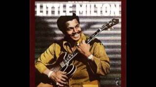 Little Milton  ~ ''I Can't Quit You Baby'' (Electric Blues Live And Studio)