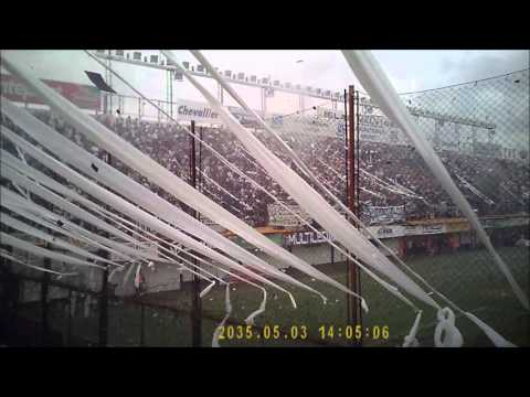 """""""Recibimiento Clásico Vs. Nueva Chicago.."""" Barra: La Peste Blanca • Club: All Boys"""