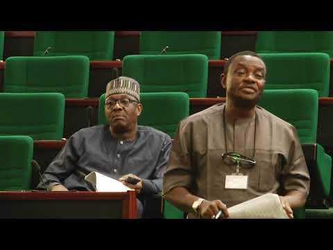 Hon Uzoma Nkem Abonta,22 May 2019   Bill to establish Federal University of land resources technolog