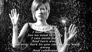 Dido - End of night + Lyrics