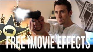 Free iMovie Effects