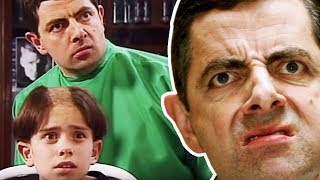 Bean The HAIRDRESSER 💈| Mr Bean Full Episodes | Mr Bean Official