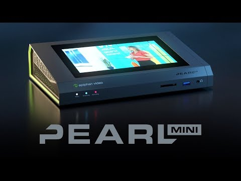 Pearl Mini – 5 Minute Demo