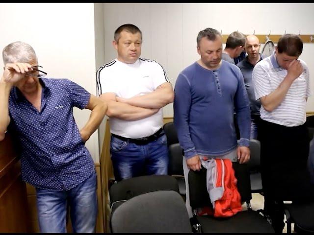 Три ангарских бизнесмена оказались в тюрьме!