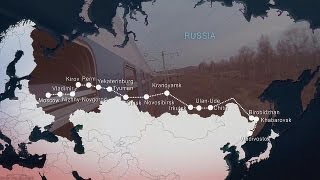 Travelling the Trans-Siberian - life