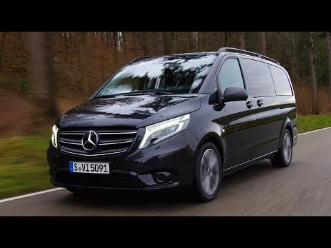 2020 New Mercedes Benz Vito Tourer