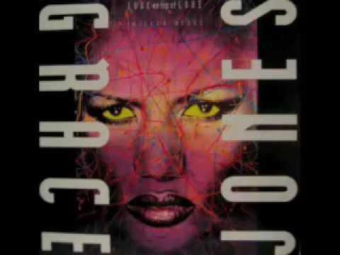 Grace Jones -  Love On Top Of Love - Killer Kiss (The Cole & Clivilles Garage House Mix US Version)