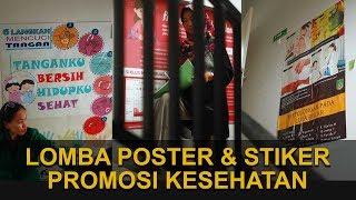 Universitas Nasional – Lomba Poster & Stiker Promosi Kesehatan
