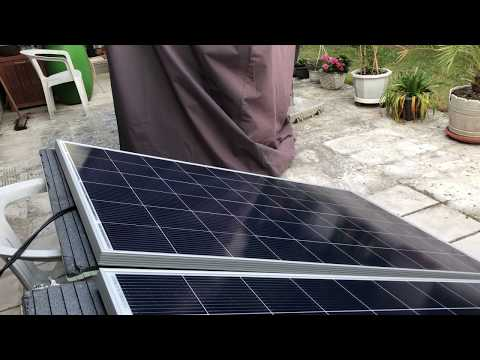 Plug-in PV Balkon-PV Test & Erfahrungen