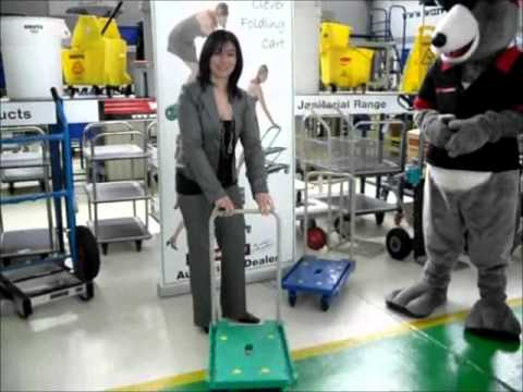 Prestar MFP101 Folding Trolley