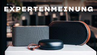 Premium Bluetooth-Boxen – Welche passt zu Dir? [Fokus Klangqualität]