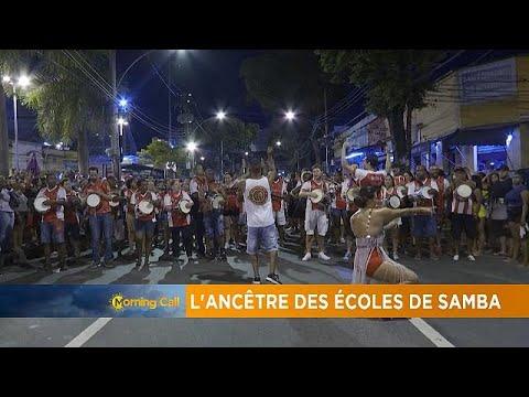 L'ancêtre des écoles de Samba [Grand Angle] L'ancêtre des écoles de Samba [Grand Angle]