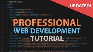 Web Development Tutorial For Beginners 2018 / 2019 - how to make a website