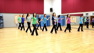 Healing Hands   Line Dance (Dance & Teach In English & 中文)