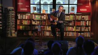 "John Hiatt performs ""Crossing Muddy Waters"""