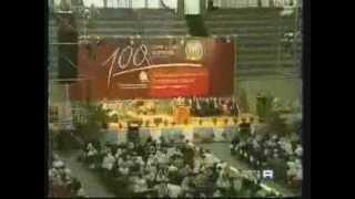 Centenario del movimento Pentecostale A.D.I (Assemblee di Dio in Italia) Visto dai TeleGiornali
