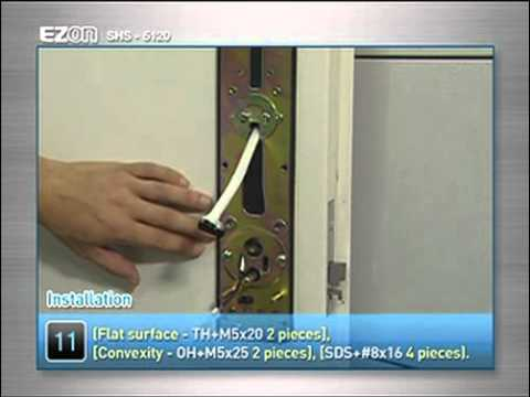 SAMSUNG SHS-5230 ( Biometrics Digital Door Lock/ Fingerlock )