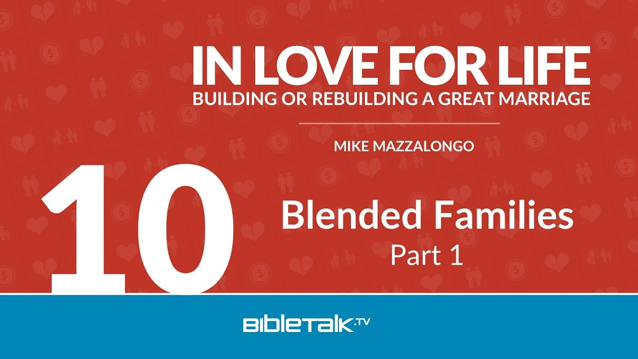 10. Blended Families