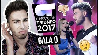 OT 2017 Gala 0 (REACCIÓN) | MALBERT