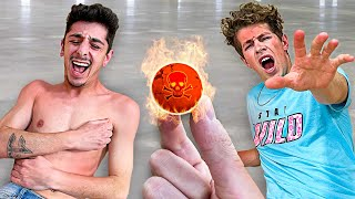 We Ate the Worlds SPICIEST Candy - Carolina Reaper Challenge