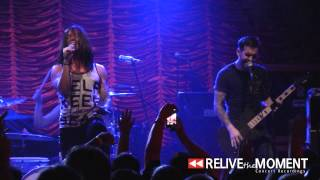 2013.07.08 The Word Alive - Dragon Spell (Live in Joliet, IL)