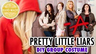 Pretty Little Liars DIY Halloween Costume - HGTV Handmade