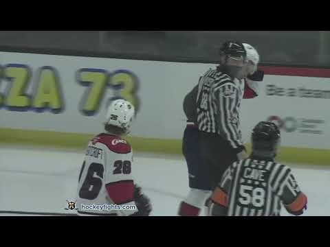 Arshdeep Bains vs. Joe Arntsen