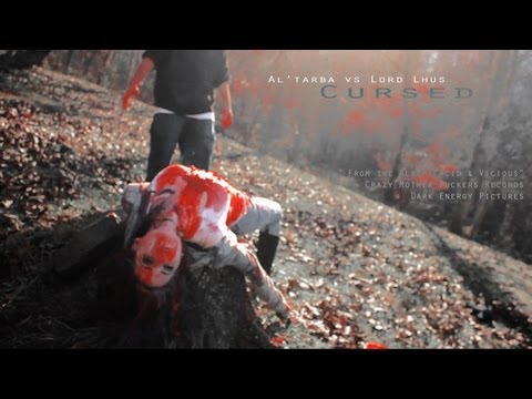 "Al'tarba vs Lord Lhus - ""Cursed"" (2013 Official Video WITH LYRICS)"