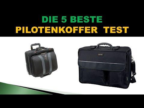 Beste Pilotenkoffer Test 2018