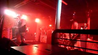 36 Crazyfists: Time and Trauma (new song) - Liverpool, 5/11/13