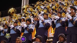 "Southern University Human Jukebox 2018 ""Hot Street"" by Michael Jackson"