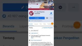 #vlogjasapengiriman PT Jaya Express trasindo