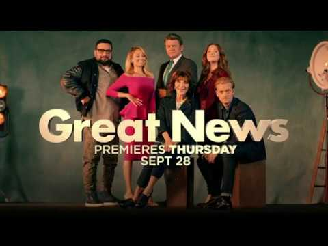 Great News Season 2 Promo 'The Mother of All Workplace Comedies'