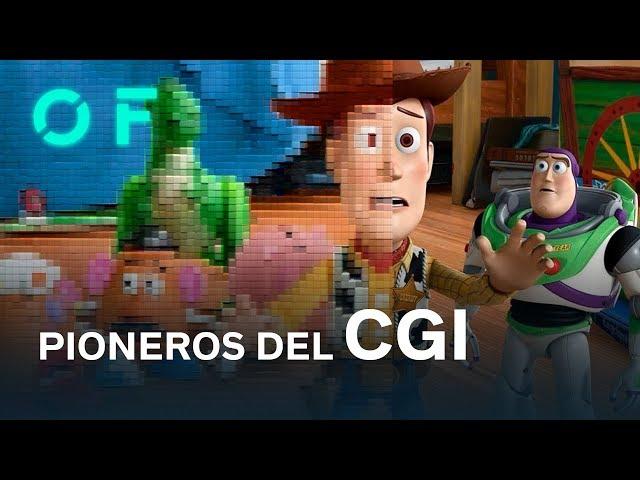 Las películas que fundaron la animación y los efectos CGI: de TRON a TOY STORY