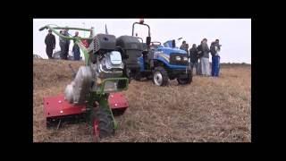 Prezentacija poljoprivrednih mašina