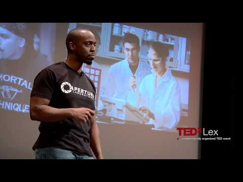 TEDxLex - Billy Valentine - Dope Science