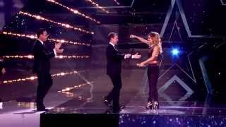 Cheryl Ft. Tinie Tempah`   Crazy Stupid Love   Live BGT (Britains Got Talent)2014   Full