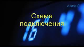вентилятор Cata e100gth с таймером и датчиком влажности