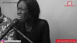 GospelTunes TV: Studio Session with Jesiekaey
